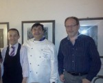 Ivo, Poldo e Lucio Alciati
