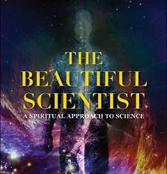 """Copertina del libro """"The Beautiful Scientist"""""""
