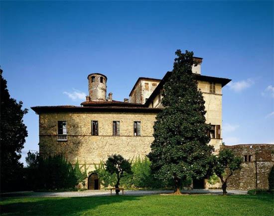 Galuperie al Castello della Manta