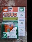 Saluzzo_Piazza-Cavour_defibrillatore-2_aprile-2014