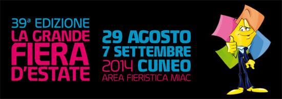 Grande Fiera d'Estate 2014 a Cuneo