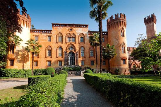Apertura Castello e Parco del Roccolo a Busca