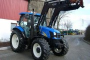 Trattore New Holland T6020