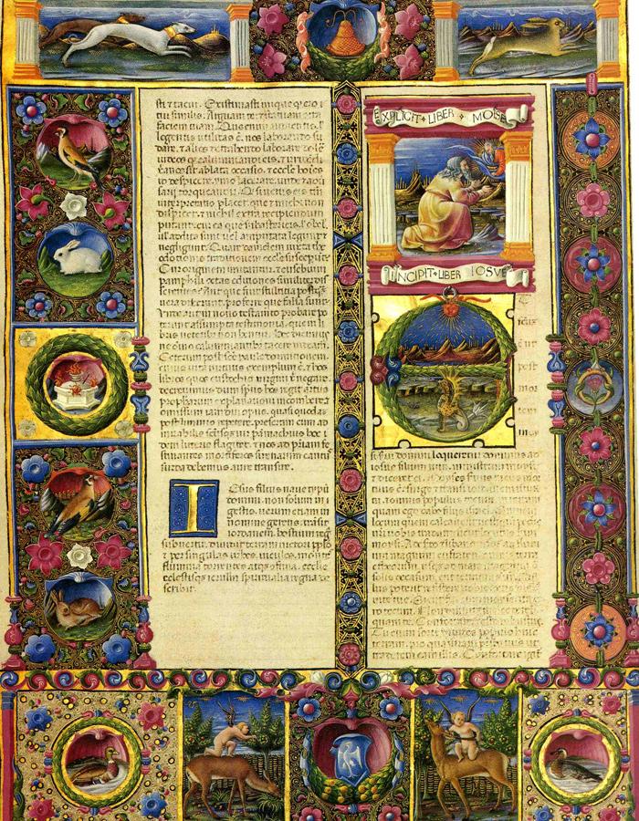 Bibbia-di-Borso-d-Este