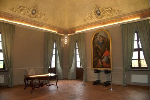 Caramagna-Piemonte_Abazia-Santa-Maria_Sala-Vescovi