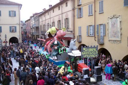 Carnevale di Busca 2015