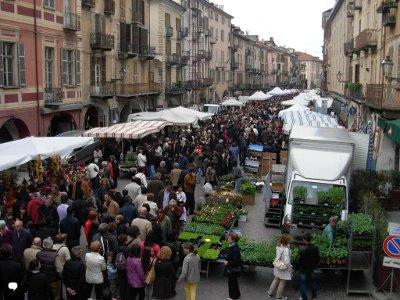 Cuneo in fiore e biofotovoltaico 2017
