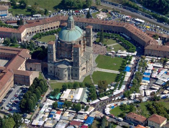 VICOFORTE: Fiera di Vicoforte 2020 - Festa del Santuario - Fera dla Madona 2020