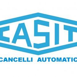 logo azzurro_ Casit+cancelli automatici