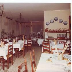 Sala ristorante Paint