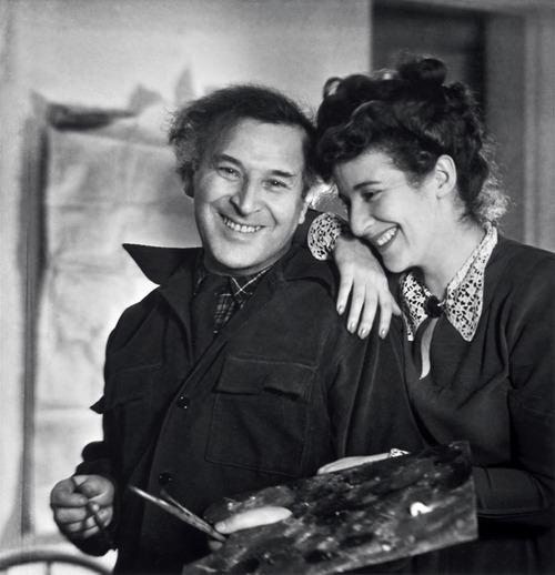 Con amore, Marc e Bella Chagall a Saluzzo