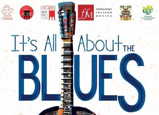 FOSSANO - IT'S ALL ABOUT THE BLUES