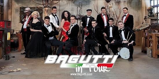Orchestra Italiana Bagutti al Crazy Boy di Centallo
