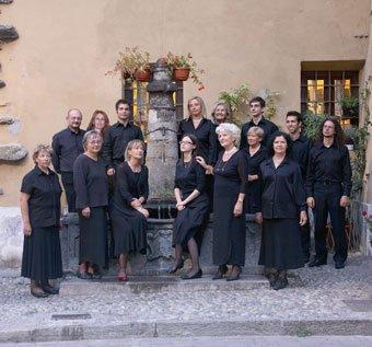 Canti Gregoriani con il Coro dell'Abbazia di Novalesa a Caramagna Piemonte