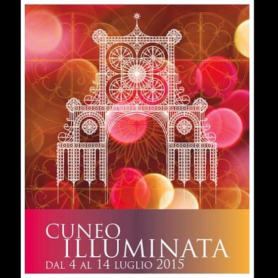 Cuneo Illuminata 2015
