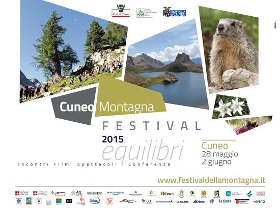 Cuneo Montagna Festival 2015 - Equilibri