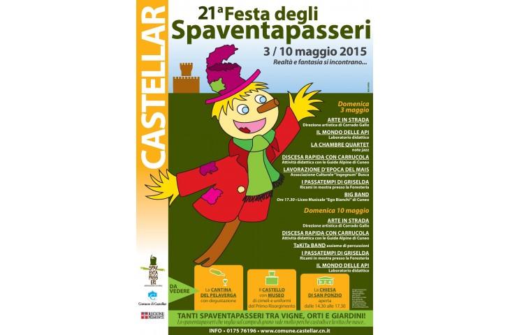 Festa degli Spaventapasseri 2015 a Castellar