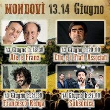 Mondovisioni 2015 a Mondovì