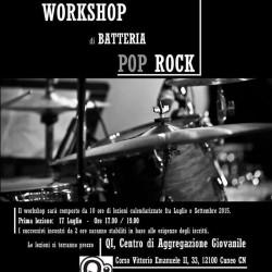 Workshop batteria