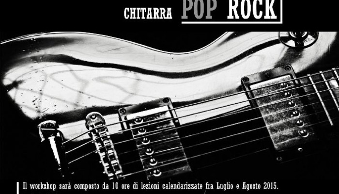 Workshop Chitarra POP