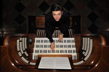 Concerto d'organo con Daniele Sacchi a Limone Piemonte