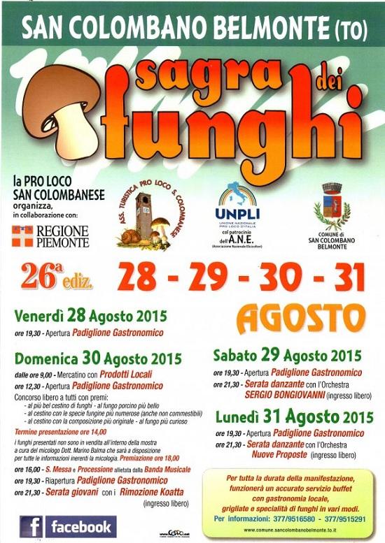 Expotedeschi 2015 a Tedeschi di Leinì