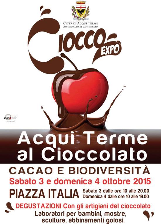 Ciocco Expò - Acqui Terme al Cioccolato 2015