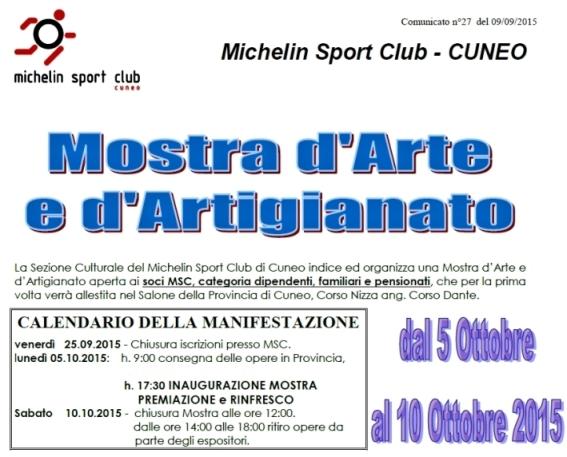 Mostra d'Arte e d'Artigianato a Cuneo