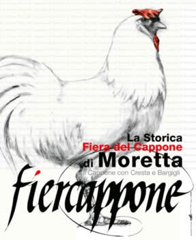 Fiera del Cappone 2019 a Moretta