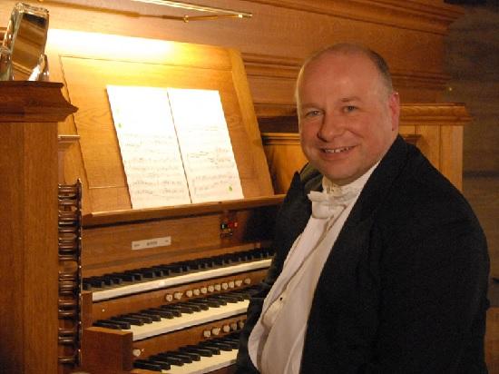 Concerto organistico di Philip Scriven a Cuneo