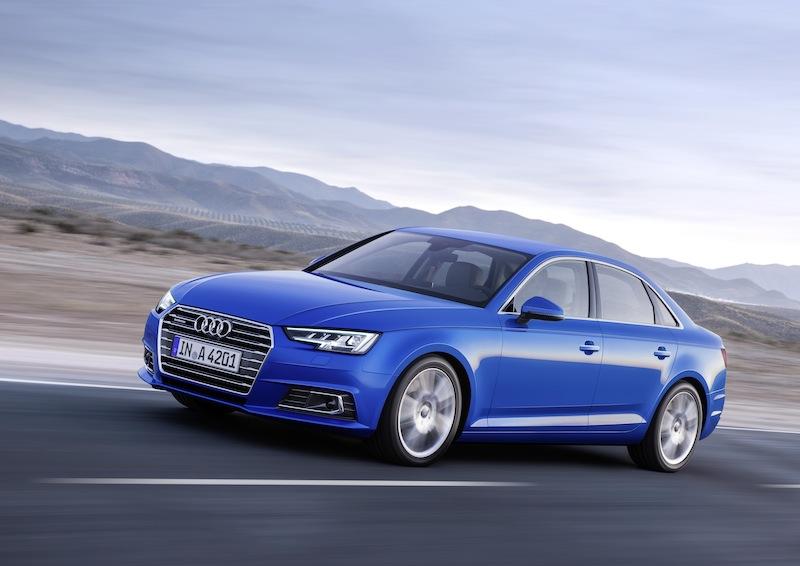 Audi A4 - L'Evoluzione della Specie