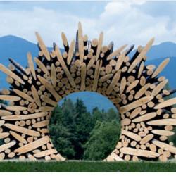 naturalmente arte parco fluviale cuneo incontri arte natura workshop casa del fiume