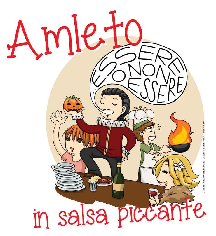 Amleto in salsa piccante a Fossano