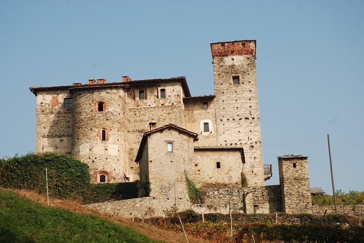 Primavera al Castello di Bagnolo Piemonte
