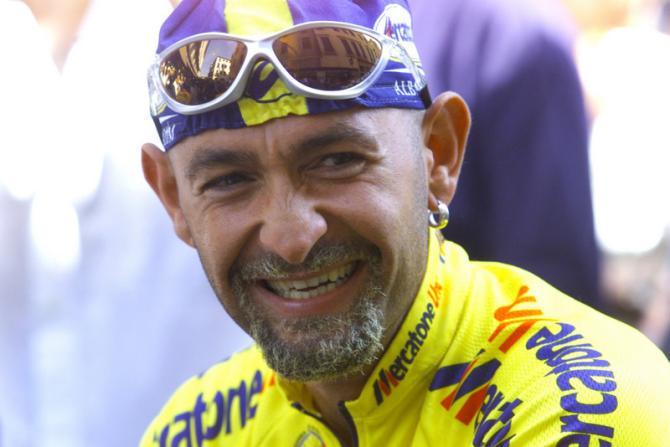 In ricordo di Marco Pantani a Busca