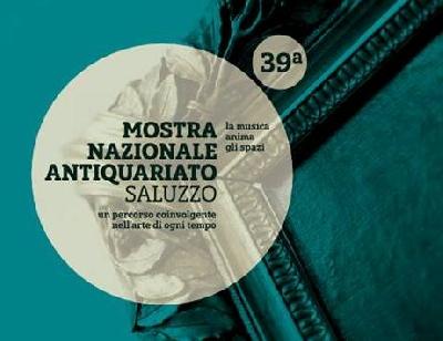 Mostra Nazionale dell'Antiquariato 2019 a Saluzzo