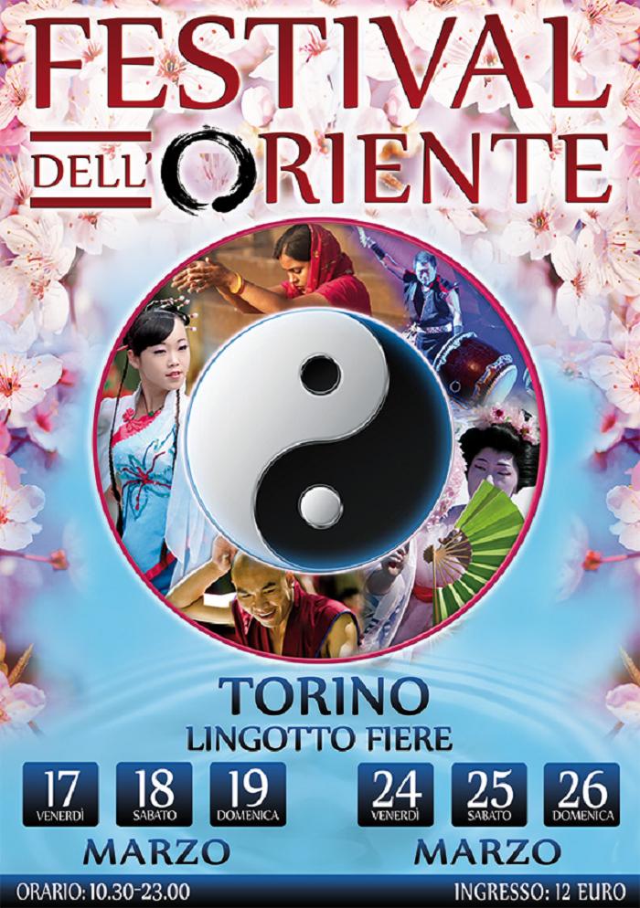 Festival dell'Oriente 2017 a Torino