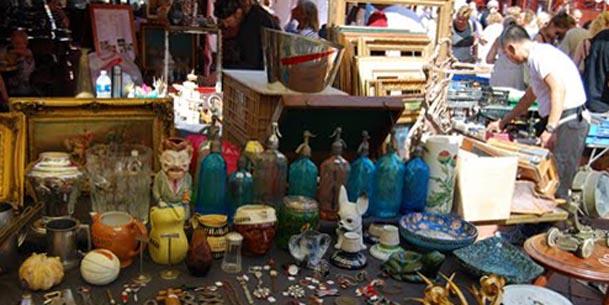 Mostra mercato oggetti antichi e usati ad Asti