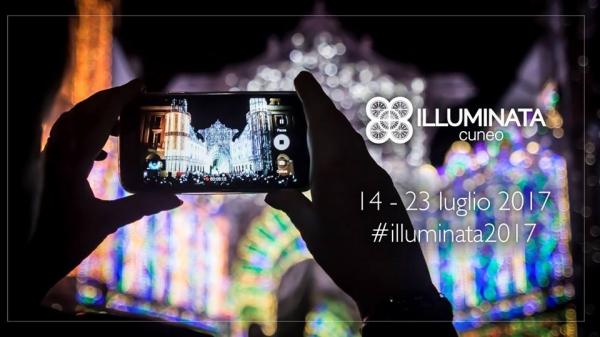 Cuneo Illuminata 2018