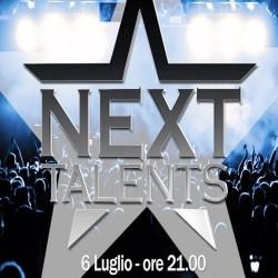Torna NEXT TALENTS - Concorso di giovani talenti 6 Luglio...