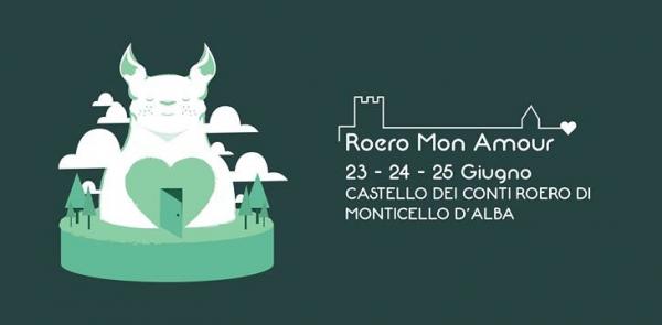 Roero Mon Amour 2017 al Castello di Monticello d'Alba