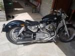 Harley Davidson 883 sposter 1.200 cc. €6,500 - Boves Del...