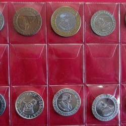 monete Seborga €123,456,789 - Barge monete di Seborga info 3209291556