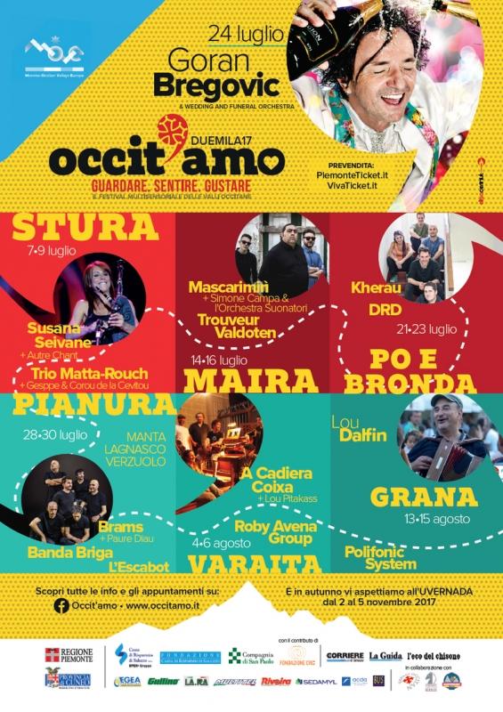 Festival Occit'amo 2017