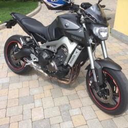 Yamaha MT 09 €6,000 - Genola Splendida Yamaha MT 09...