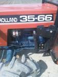 Vendo in blocco trattore new holland 35/66.Fiat 850 om. Rotottera...