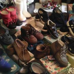 scarpette semi nuove €5 - Cuneo