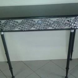 Consolle moderna. €150 - Mondovì Consolle moderna con plancia legno...