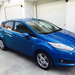 Ford Fiesta 1.5 tdi 75 cv con navi+sensori di parcheggio...