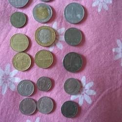 Lire €1 - Saluzzo Cedo vecchie monete. Info in privato